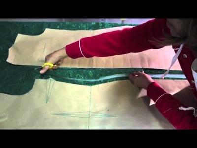 DIY Costura Como hacer vestido de encaje escote de corazón