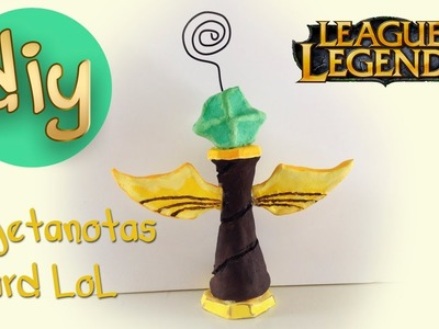 DIY League of Legends - Ward para regalar o decorar | SoyIttara