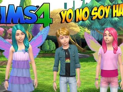 LOS SIMS 4 | #3 | YO NO SOY HADA
