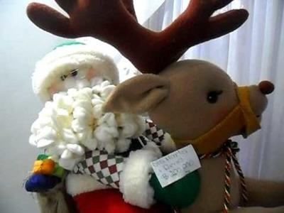 Muñecos de Navidad 2010. Parte 1