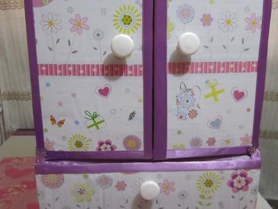 Organizador para el cuarto de baño