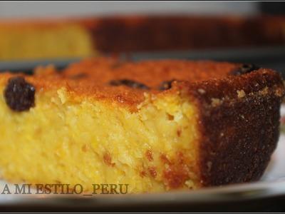 Pastel de Choclo Peruano amiestilo