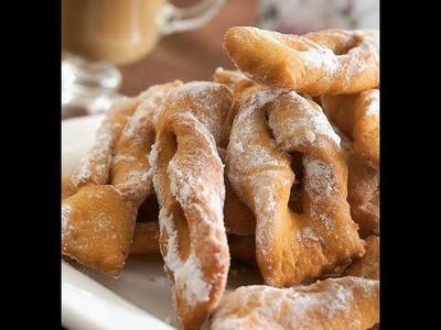 Receta: Calzones Rotos (Desayuno) - Silvana Cocina Y Manualidades