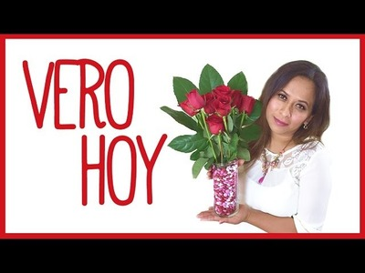 San Valentin DIY facil para regalar