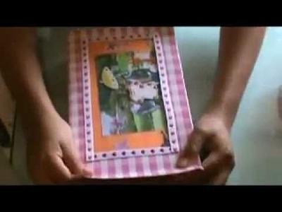 Álbum+Portarretrato Móvil