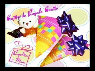 Cajita de Regalo Conito. Cajita de Regalo. http:.bit.ly.cajita-conito