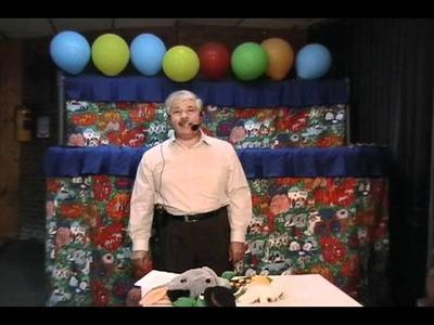 Cómo crear un teátro para los títeres