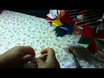 Como hacer POMPONES de estambre (tecnica de la mano)FACIL
