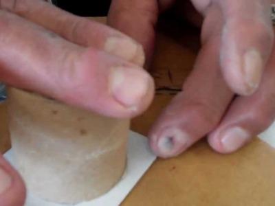 Cómo hacer un carro de cartón