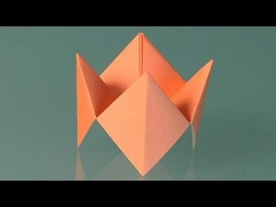 Cómo hacer un comecocos. Juegos de papel