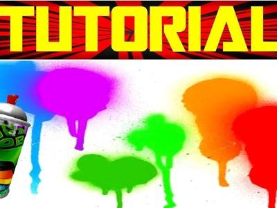 Como Hacer un Spray de Pintura Casero | Experimentos Caseros