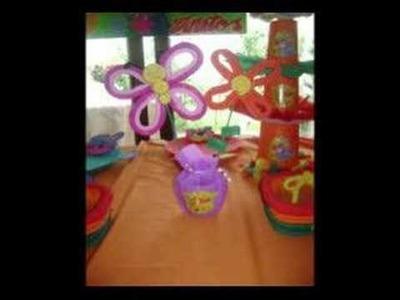 Decoración de Fiestas Infantiles-Lennikids ilumina tu fiesta