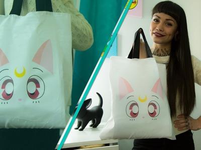 Diseña Tu Propio Bolso De Artemis De Sailor Moon