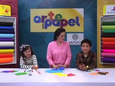 DIY - Pez de papel - Día del niño