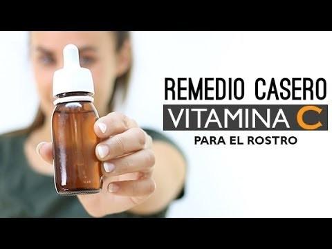 DIY: Remedio casero | Rostro perfecto con Vitamina C