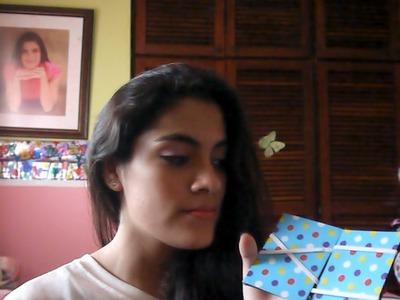 DIY♥ Tarjetero mágico - Yami