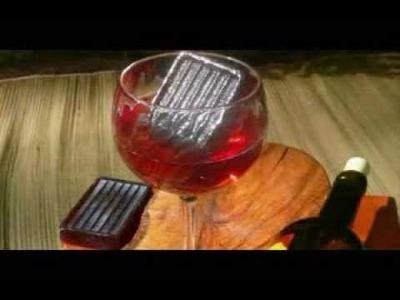 El mejor tutorial de como hacer jabones  artesanales de Glicerina.