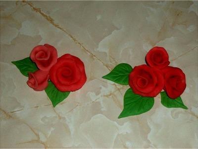 Manualidades como hacer rosas