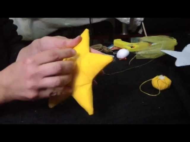 Muñecos Soft. nena sobre estrella comunion 1.2. proyecto 37