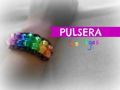 Pulsera con Ligas! + ORIGINAL