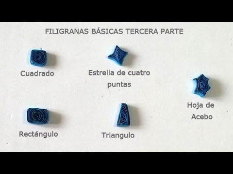 Cómo hacer figuras en filigrana de papel (3 de 3)   facilisimo.com