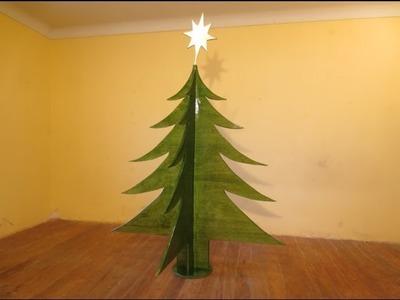 Como Hacer Un Arbolito De Navidad