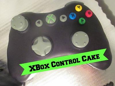 Cómo Hacer Un Control De XBox En Pastel Fácil! - Madelin's Cakes