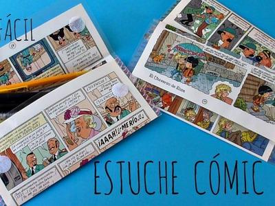Cómo hacer un Estuche, Vuelta a Clases, Vuelta al Cole, Back to school