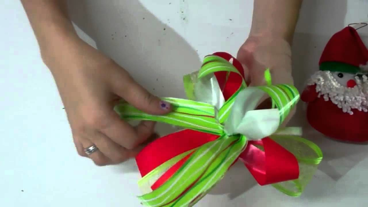 Como hacer un Regalo navideño para hombre -- how to make a Christmas gift for man