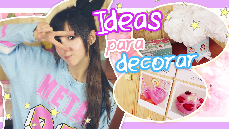 Ideas para decorar tu cuarto, Cositas de LazyCat & SORTEO ☆ . Sally Winther