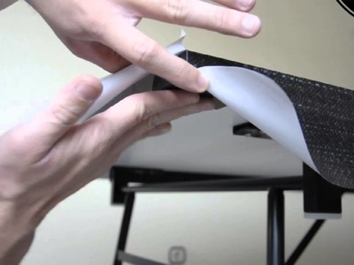 Lokoloko. Instalar vinilo para muebles. How to wrap home furniture with vinyl