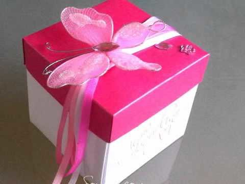 Magic Box - Invitación para quinceañera