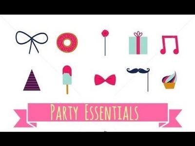 Pasos para tener una fiesta perfecta | Its Alelé