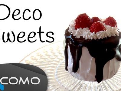 Pastel de mentira - Deco Sweets