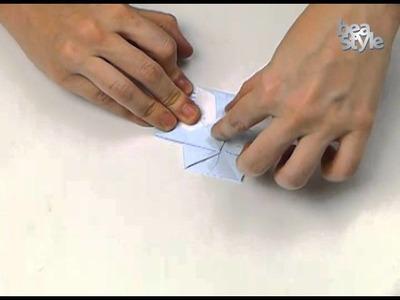 Pesebre Origami: El Angel