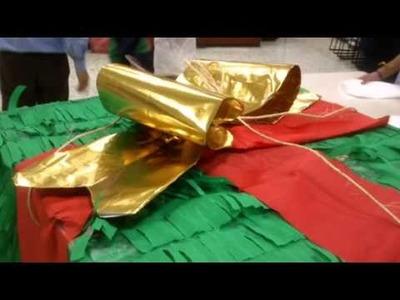 Piñata de regalo