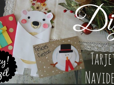 Regala tarjetas navideñas :)