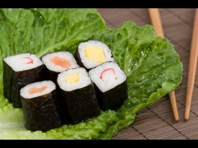 Sushi - Clase 2