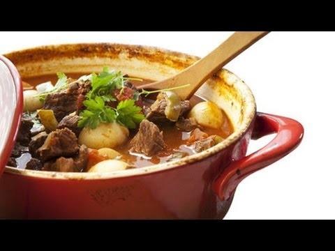 Una de mis mejores RECETAS CON CARNE DE RES: Gulash (o Goulash). De las recetas con carne de res mas