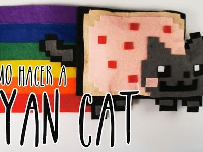 Cómo hacer a Nyan Cat