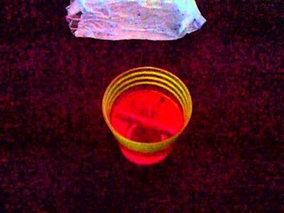 Como hacer agua de color                                 por: mmn