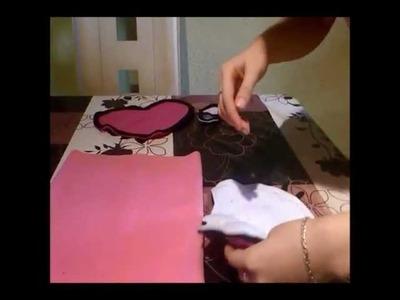 Como hacer la mantita y almohada a juego de la Hello Kitty