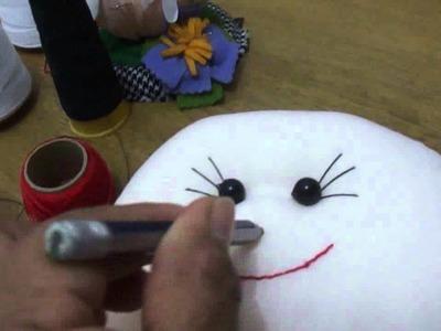 Como hacer muñecos