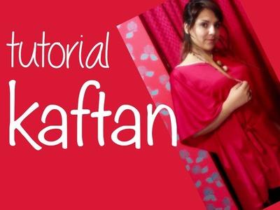 ♥ Cómo hacer un Caftan ♥