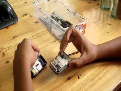 Cómo hacer un robot barredor (Nano-Bug)
