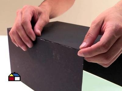 ¿Cómo hacer una caja mágica?