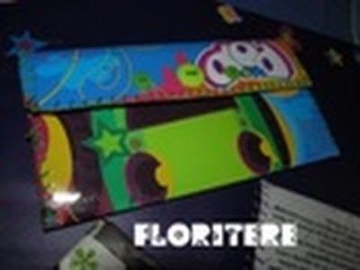 Como hacer una cartera  - Colección Eco-Chic (Parte 2) - floritere - 2011