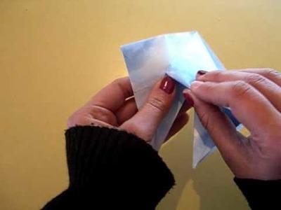 Corazón que Late de Origami ❤