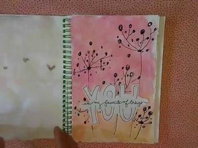 Diario rosa 3. ~Nuevo proyecto. [Inspiracion.*]♥