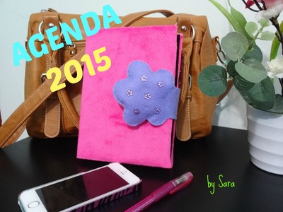 DIY Agenda de peluche 2015